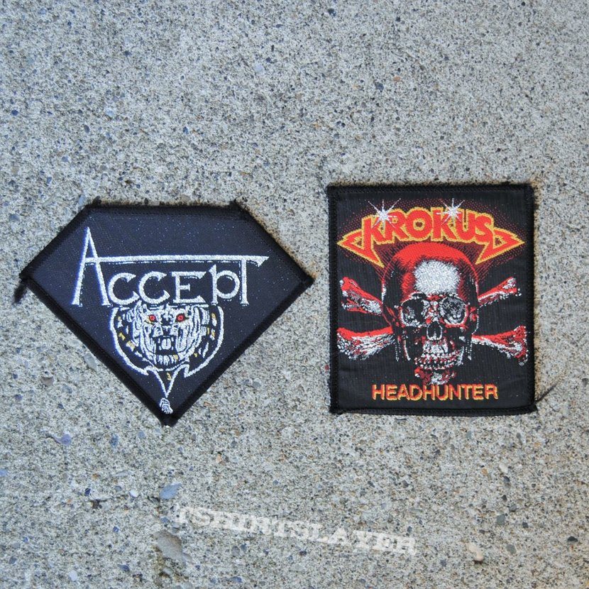 Patch from Giova
