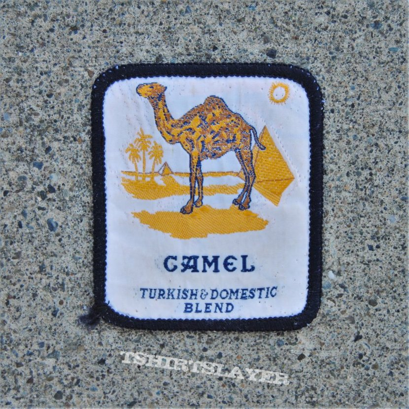Camel Cigarettes patch