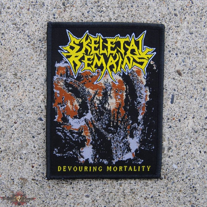 Skeletal Remains: Devouring Mortality patch
