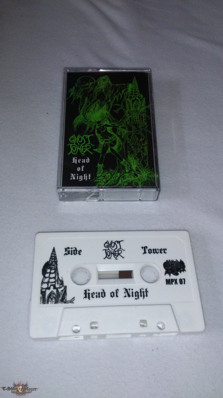 Ghost Tower - Head of Night