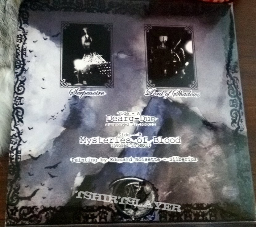 Vampyric Blood / Maléfices - Emissaries of Ancient Witchcraft