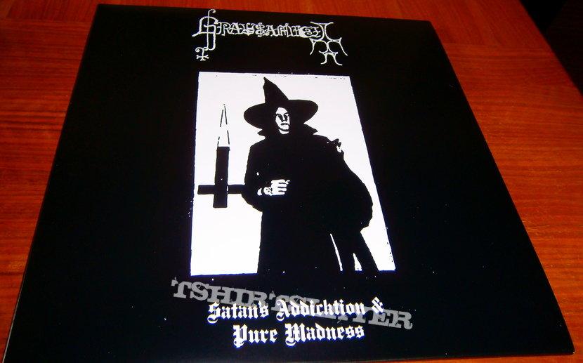 Grausamkeit - Satan's Addicktion & Pure Madness
