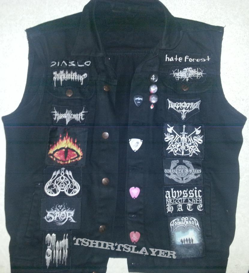 My current battle vest (11.1.2014)