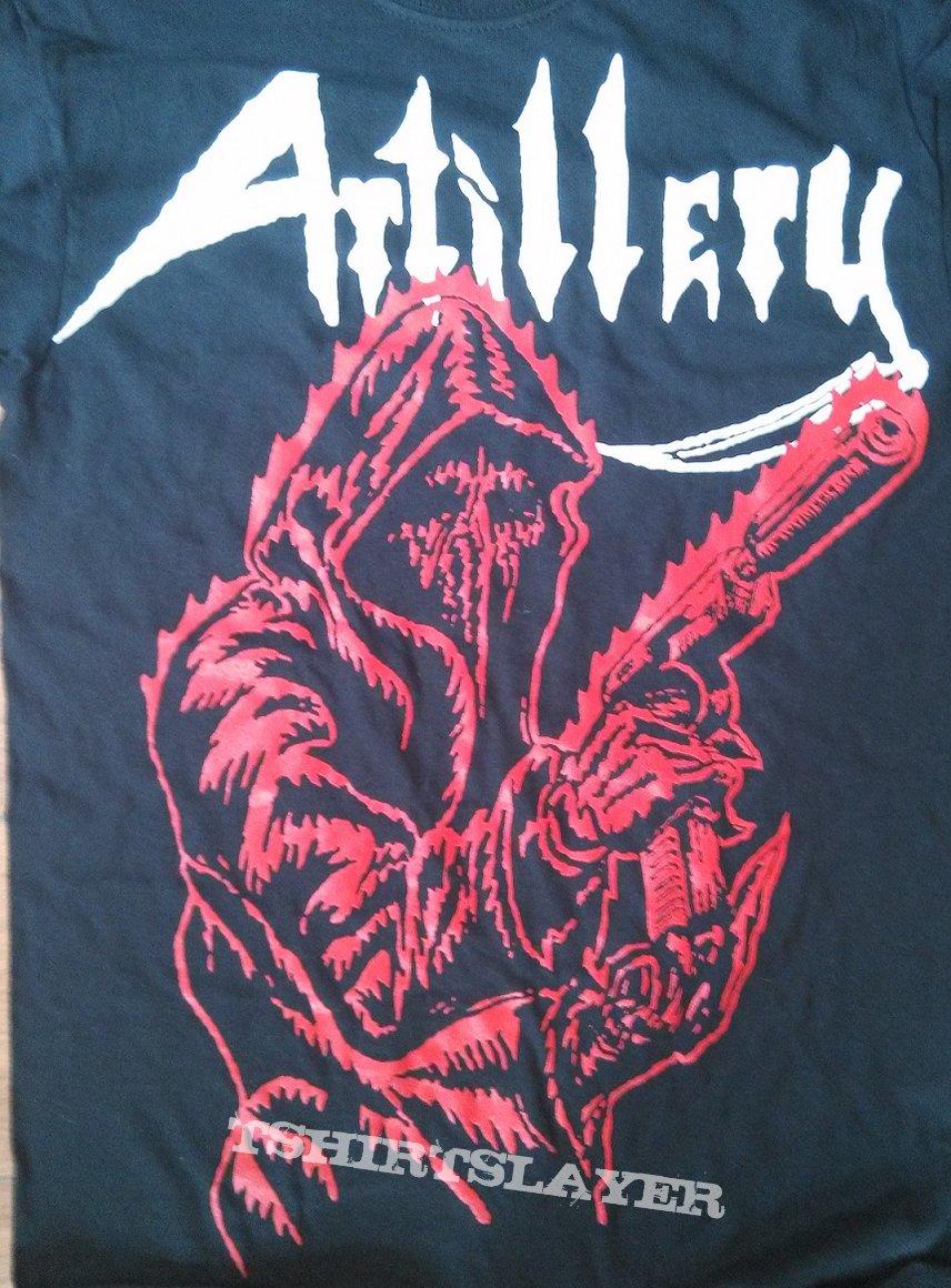 Artillery tshirt