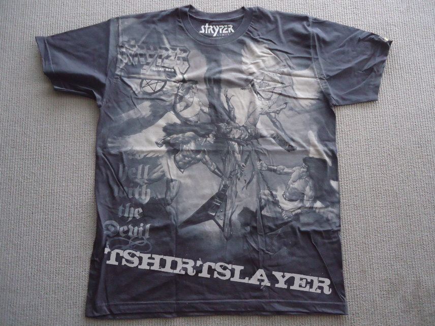 Stryper -To Hell With the Devil (Ltd Ed) Shirt