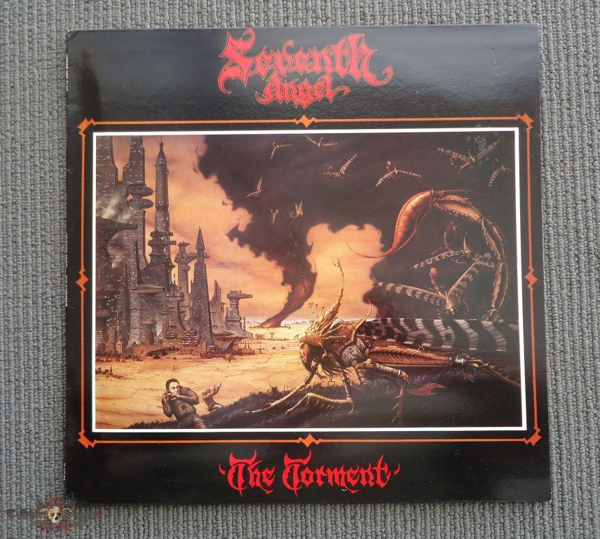 Seventh Angel -The Torment (Vinyl)