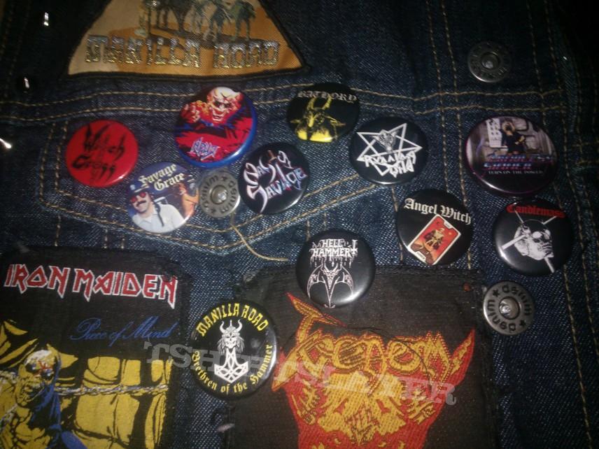Almost finished vest...