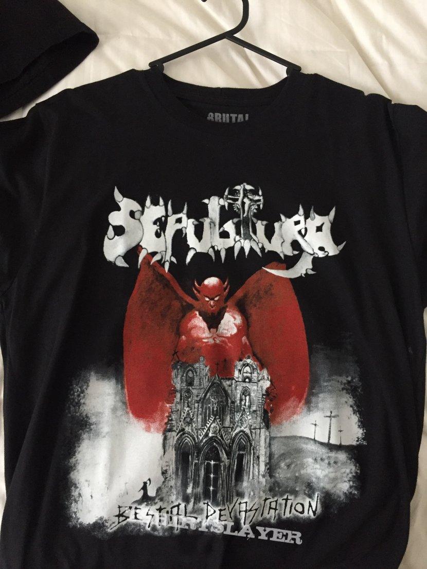 Sepultura tshirt