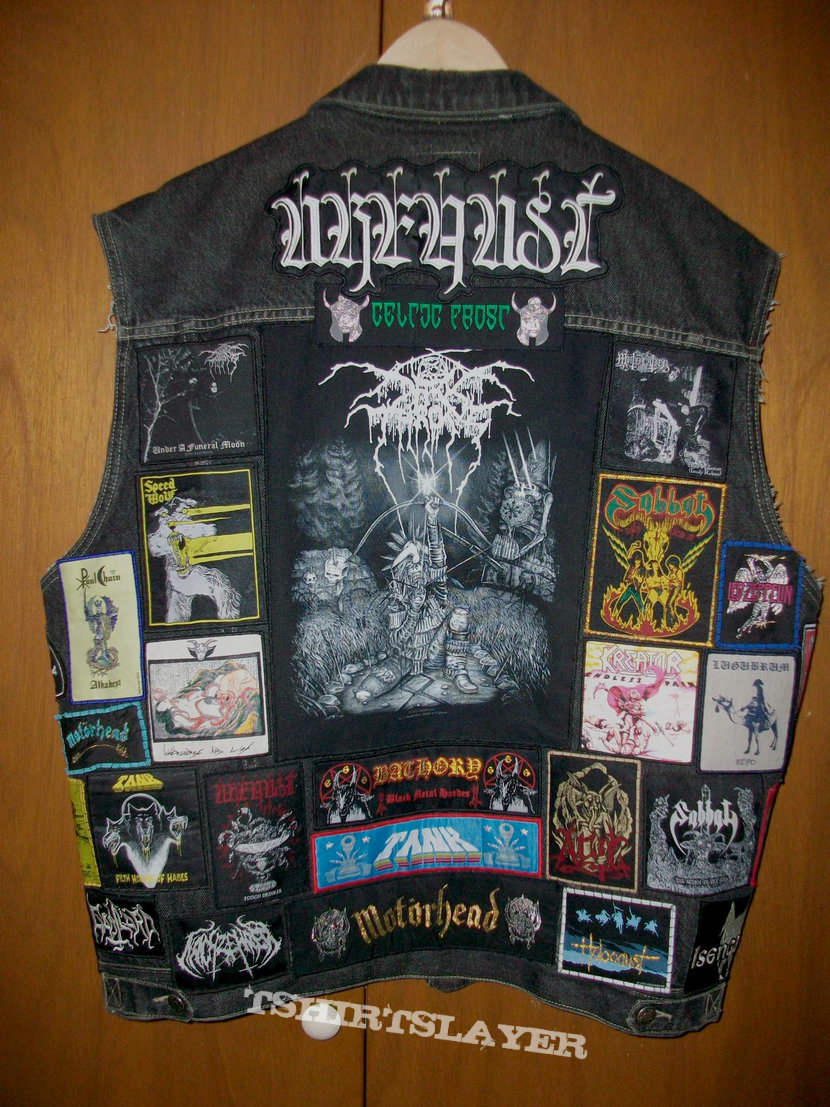 2nd vest