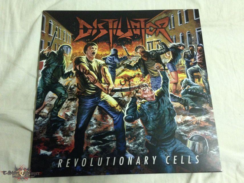 Distillator - Revolutionary Cells (Signed)