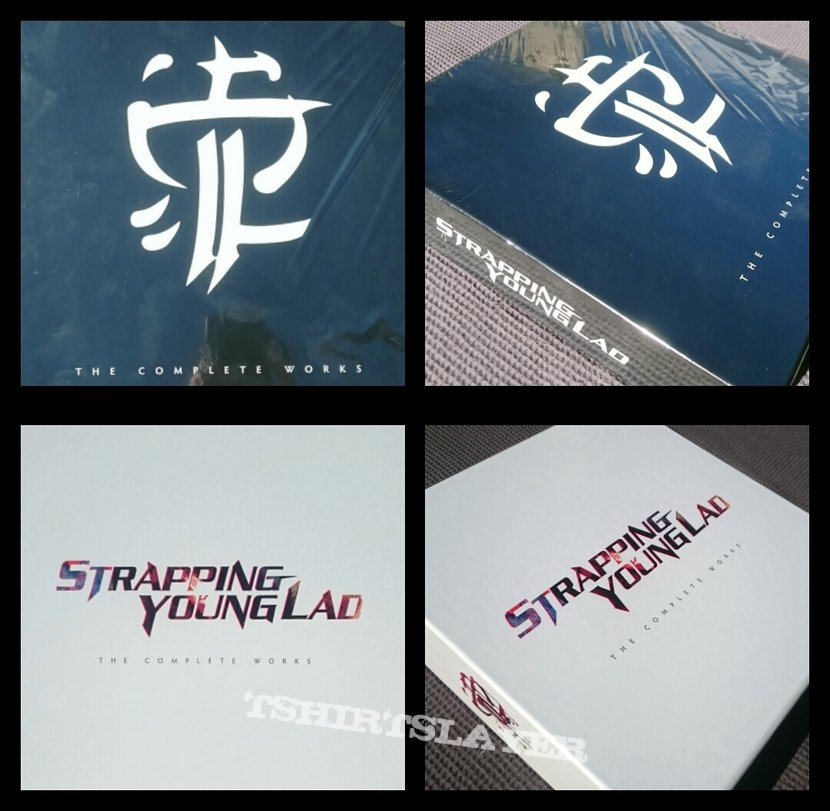 Strapping Young Lad - 2013 - The Complete Works [Die-Hard]