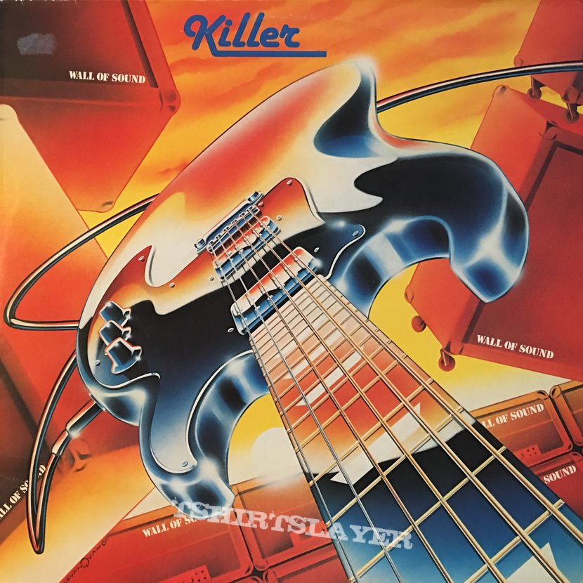 Killer - Wall of Sound