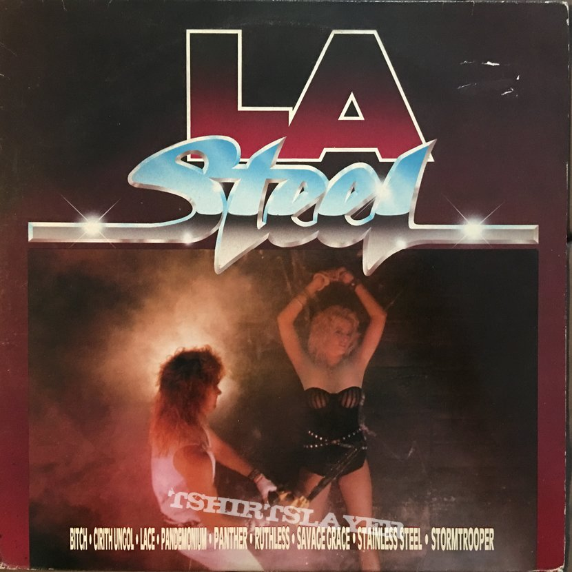 Various Artists - L.A. Steel