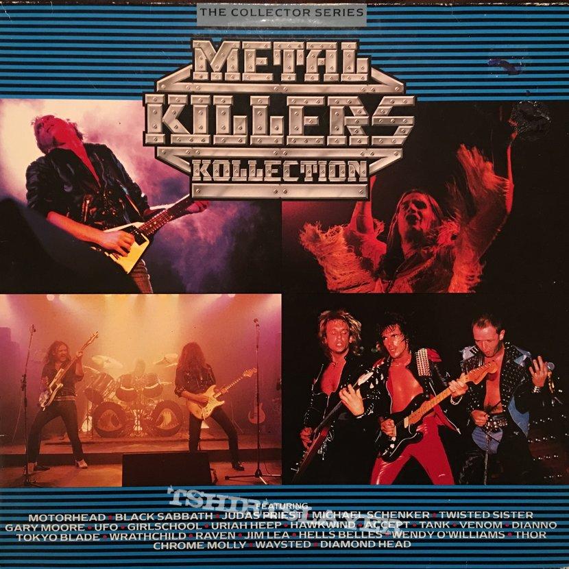 Various Artists - Metal Killers Kollection