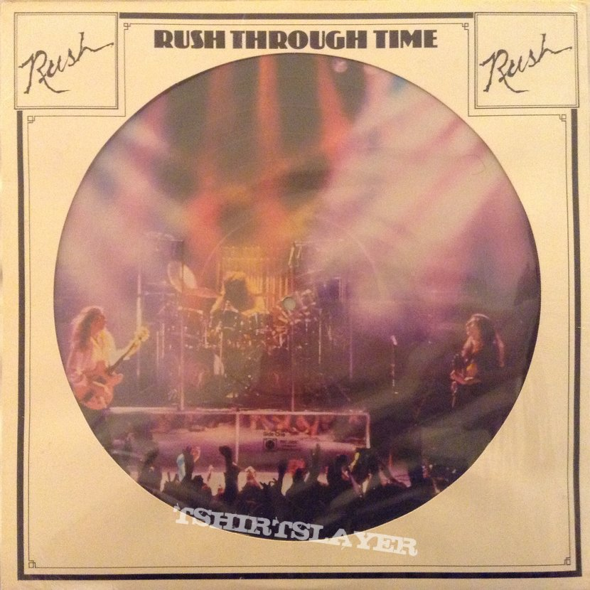 Rush - Rush Through Time (Picture Disc)