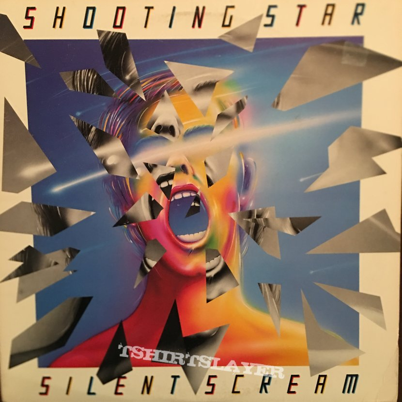 Shooting Star - Silent Scream