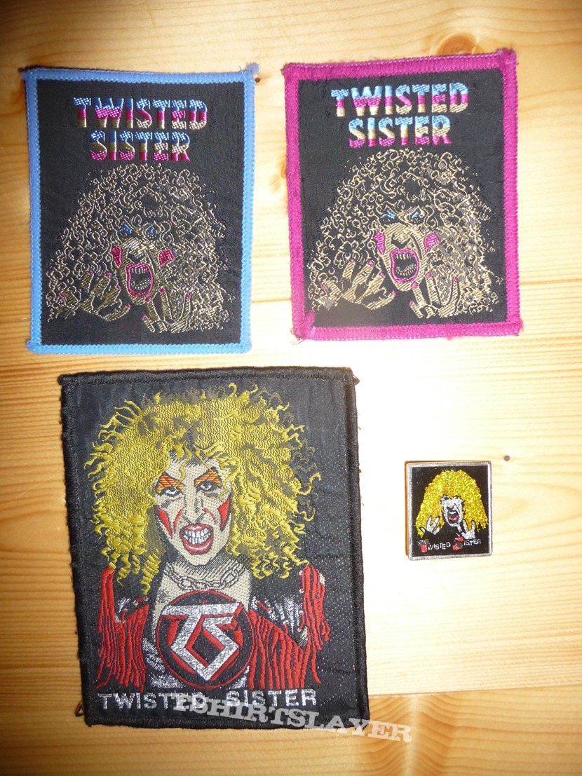 Twisted Sister Collection