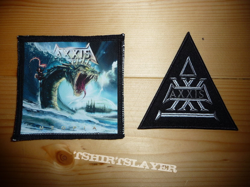 Axxis patch collection