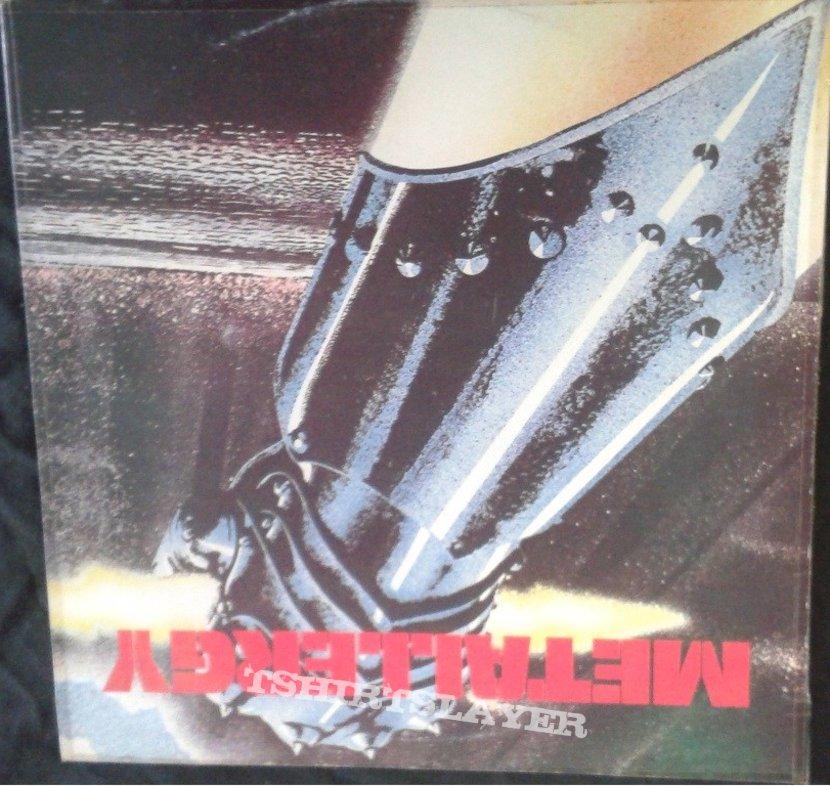 Metallergy Compilation LP