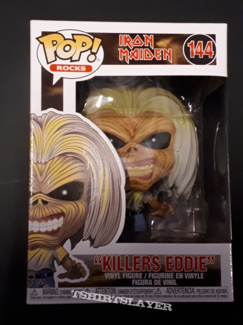 Iron Maiden - Killers Eddie pop vinyl figure