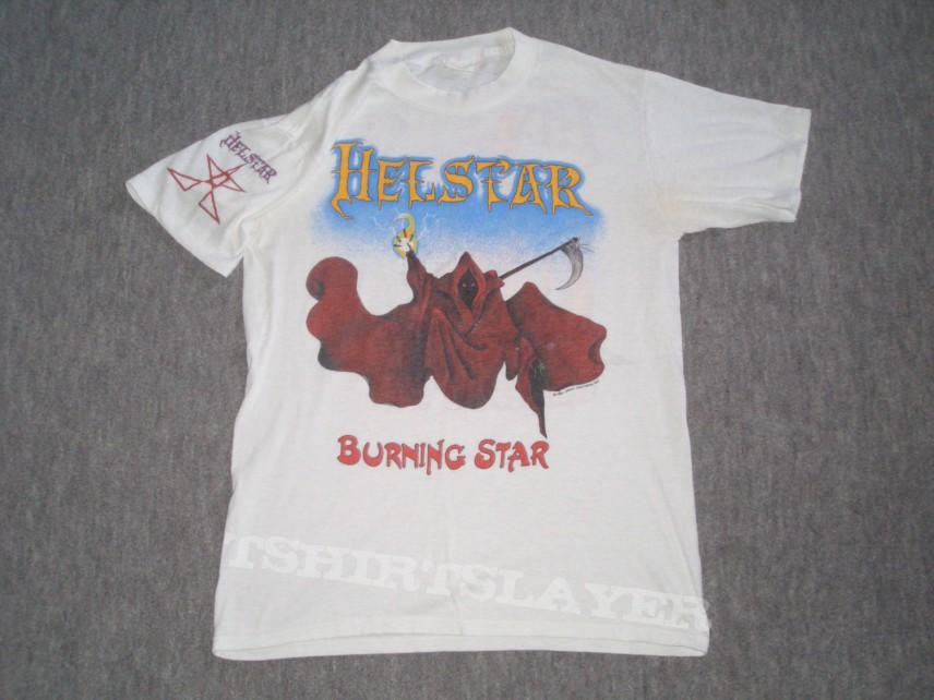Helstar Tourshirt 1984