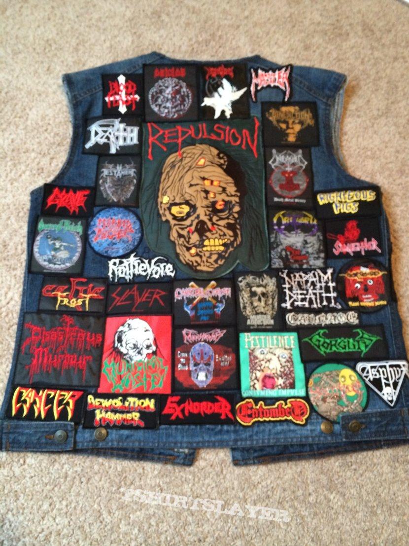 Completed Battle Jacket