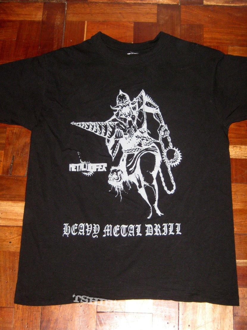 Heavy Metal Attack!!