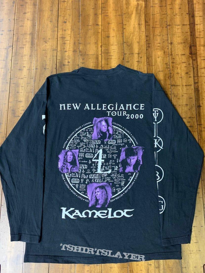 "Kamelot ""A New Allegiance"" Tour 2000 LS"