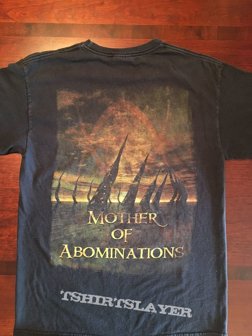 """Cradle Of Filth """"Mother Of Abominations"""" T-Shirt"""