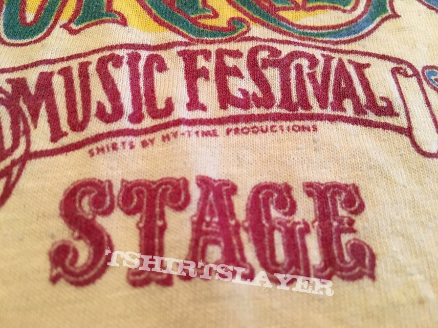 Florida World Music Fest 1979 T-Shirt