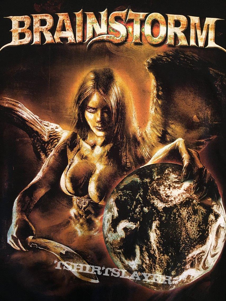 Brainstorm 'Tempting The World 2004' Tour LS