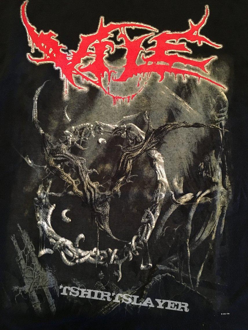 Vile 'Depopulate' Original Album T-Shirt