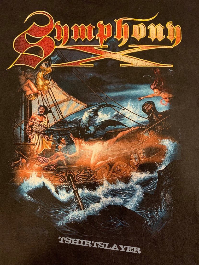 "Symphony X ""The Odyssey"" Tour 02'-03' LS"