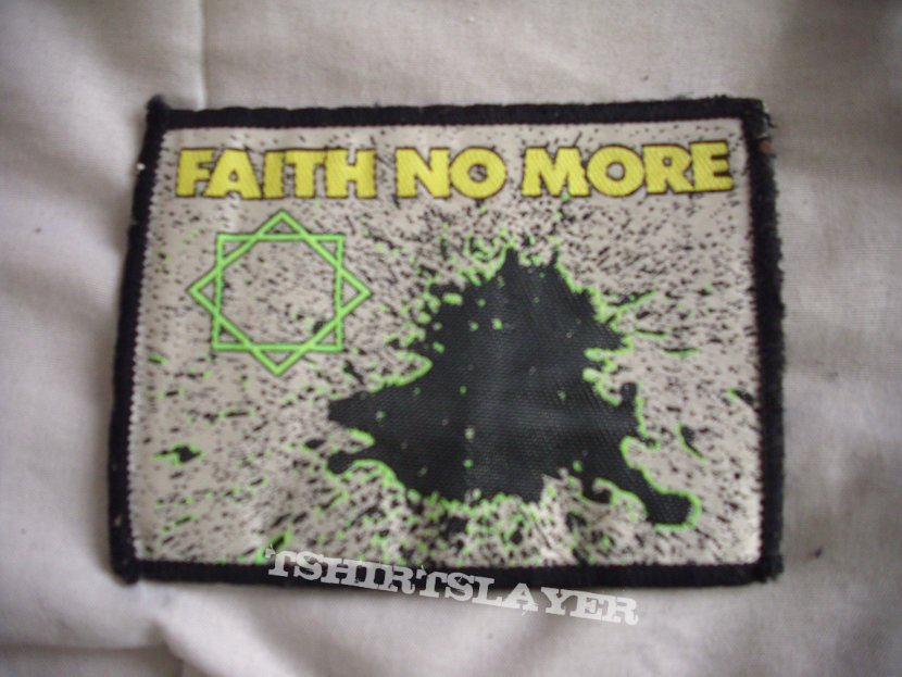 Faith No More - Introduce Yourself Patch