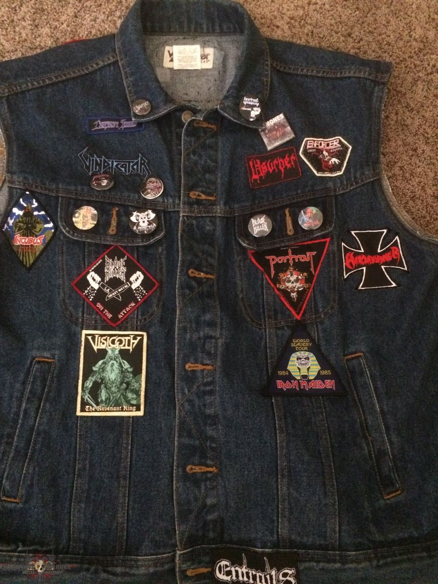 My Vest (still working on it)