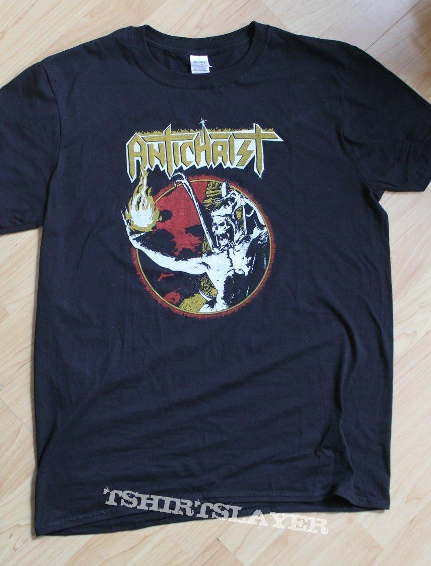 antichrist zombie wizard shirt tshirtslayer tshirt and