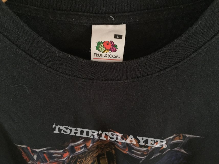 Megadeth The System Has Failed Large T Shirt