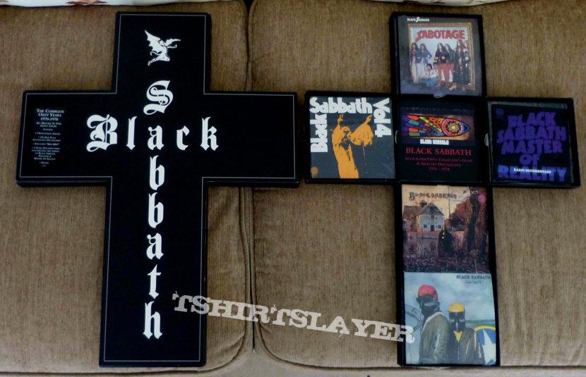 Black Sabbath The Ozzy Years Cross Cd Box Set 2010