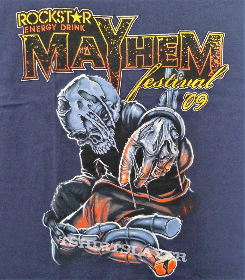Mayhem Festival 2009 Summer Break North America Tour