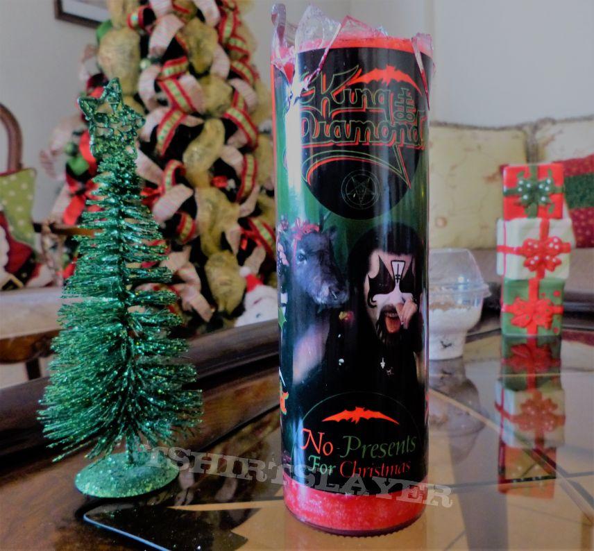 King Diamond - \'No Presents for Christmas\' Red Candle 2014 ...