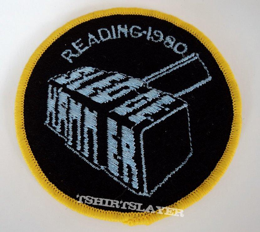 Sledgehammer-Reading 1980