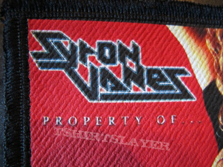 Syron Vanes - Printed Patch
