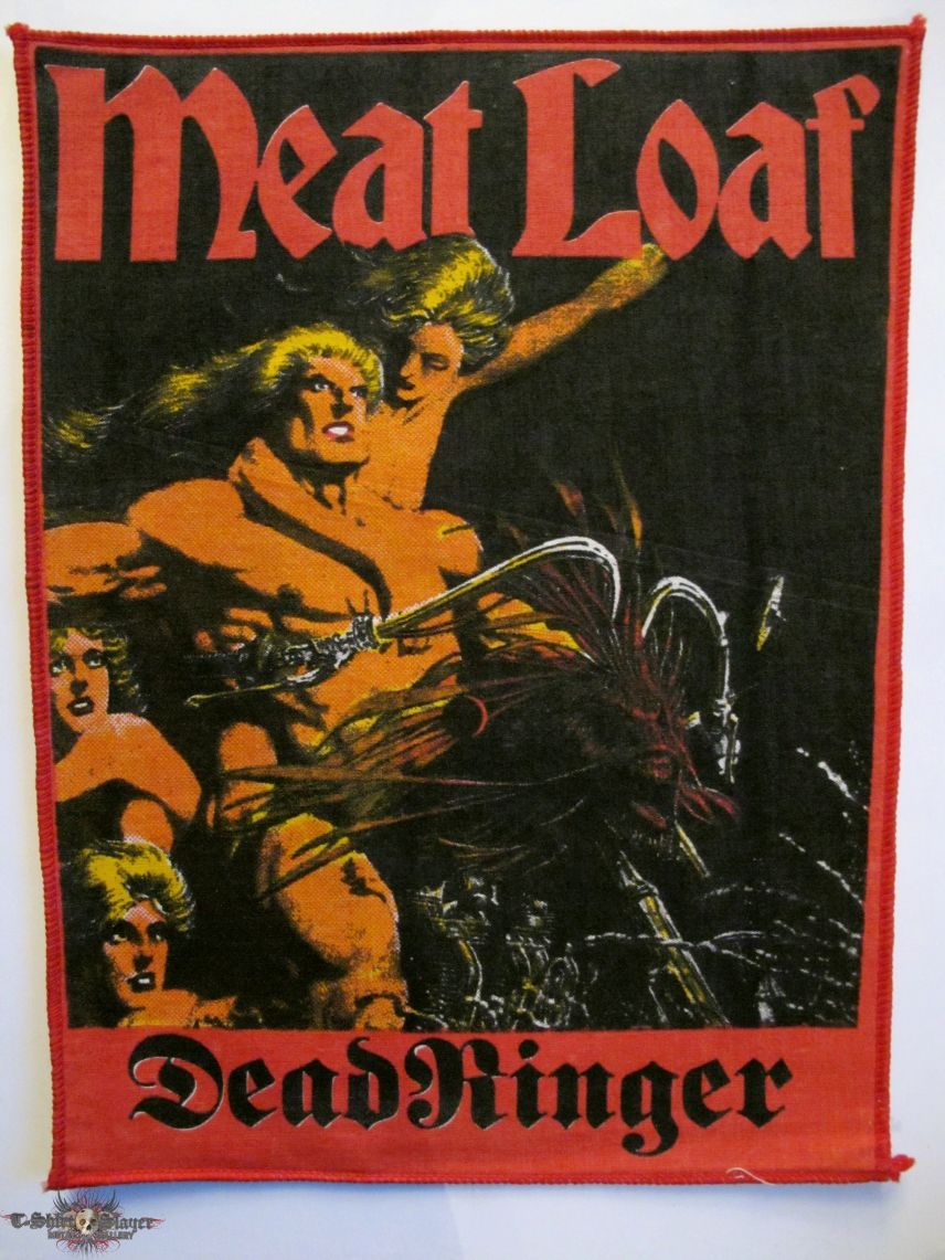 Meat Loaf - Backpatch