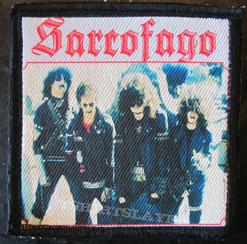 Sarcofago - Patch