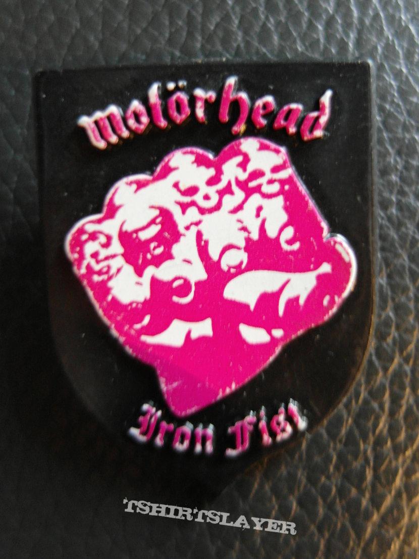 Motörhead - Iron Fist Badge