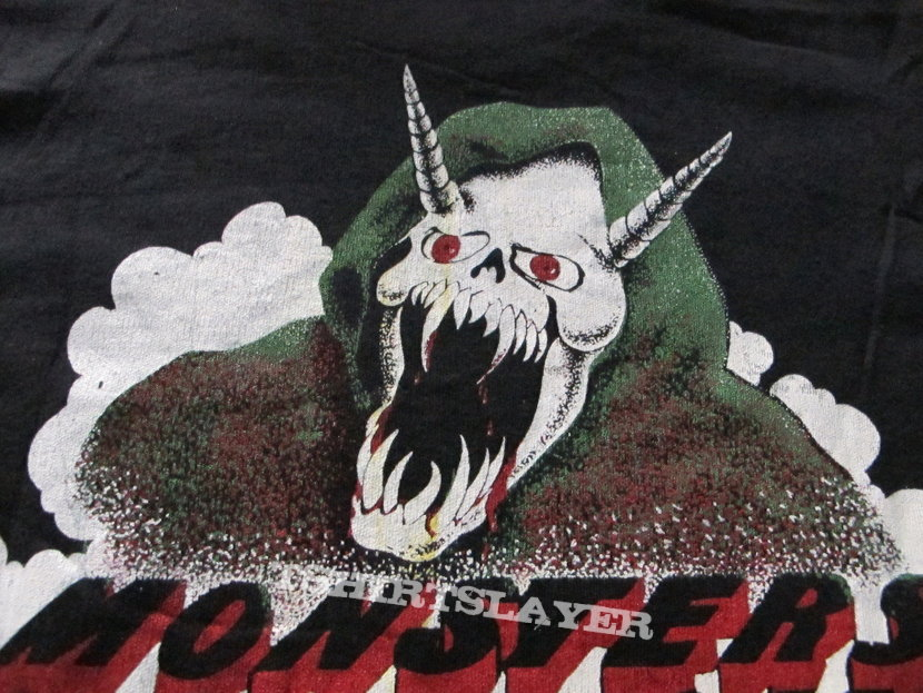 Monsters of Rock - Festival Shirt 1982