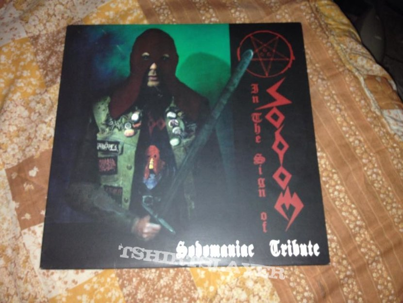 Sodomaniac Tribute LP
