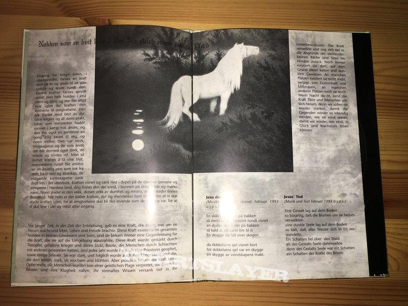Burzum – Filosofem A5