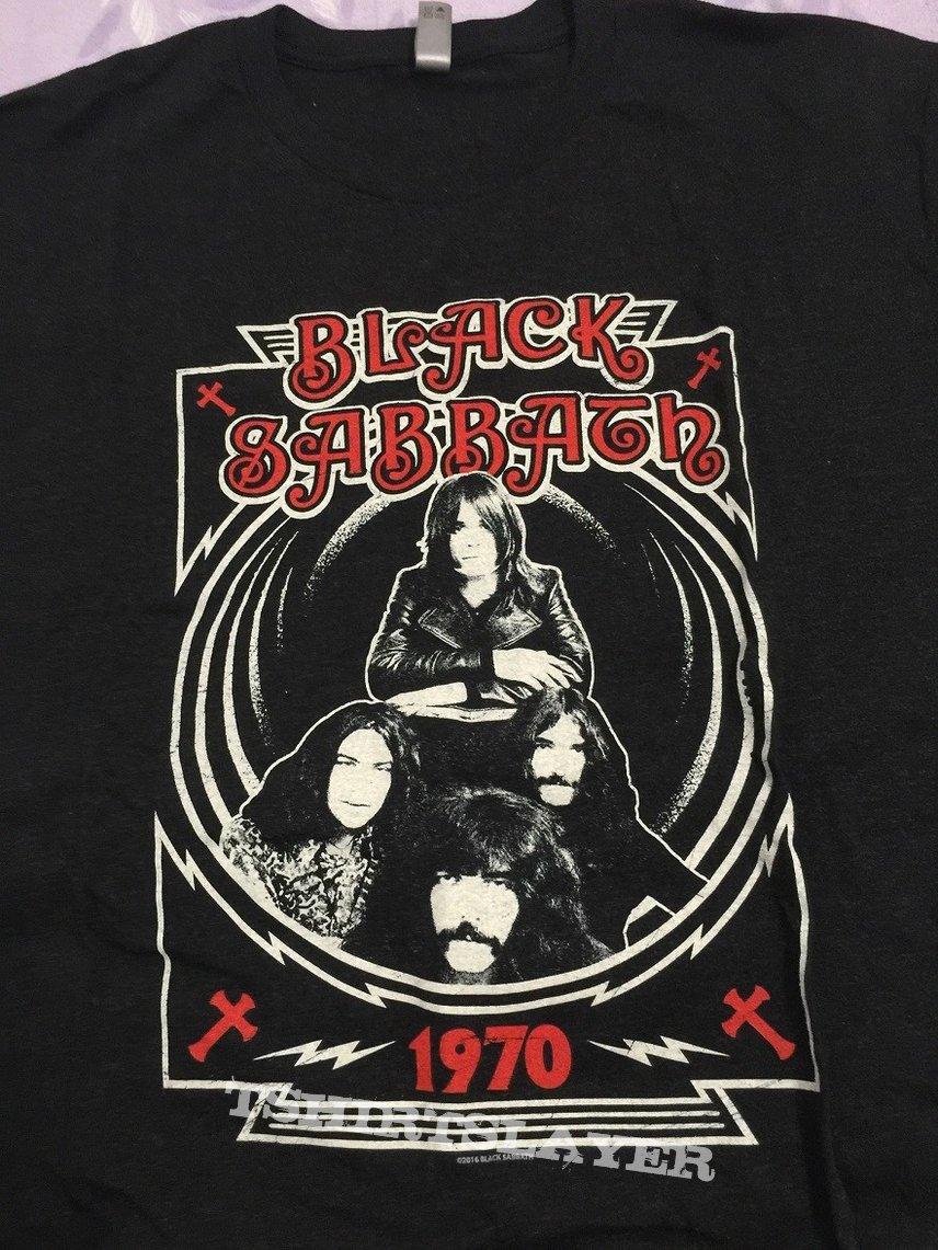 black sabbath australia tour 2016 vintage shirt tshirtslayer tshirt and battlejacket gallery. Black Bedroom Furniture Sets. Home Design Ideas