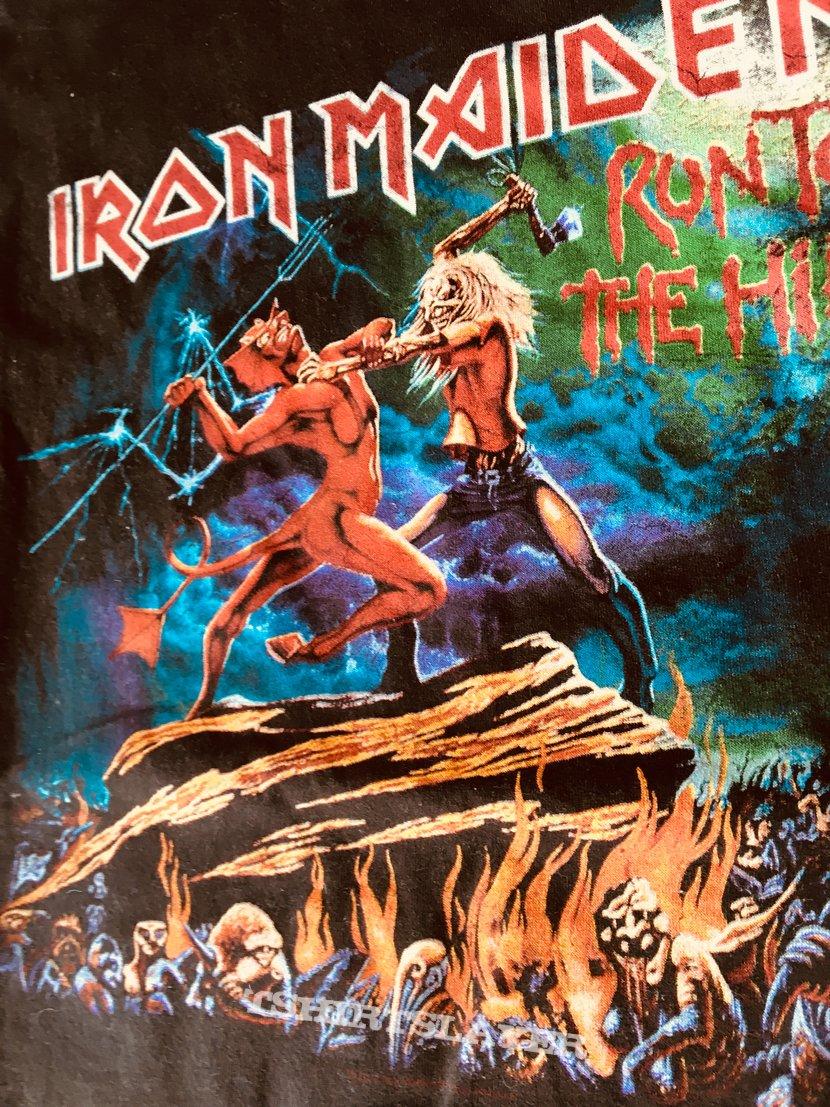 Iron Maiden - Run To The Hills T-Shirt